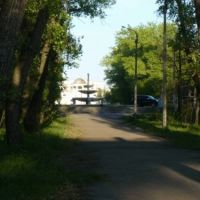 центр парка, Рубежное