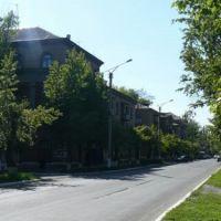 старый город, Рубежное