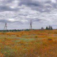 Панорама возле кладбища с 10-ти фото, Рубежное