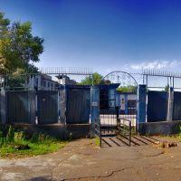 Панорама площадь дискотеки в парке с 5-ти фото, Рубежное