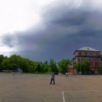 Панорама площадь с 7-ми фото, Рубежное