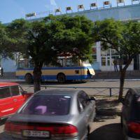 Автовокзал, Рубежное
