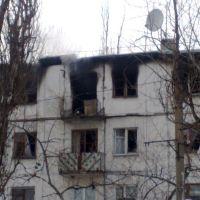 Пожар пр. Кирова 31, Рубежное