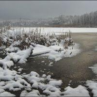 Зимнее озеро, Рубежное
