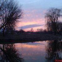 Річка Красна, Сватово