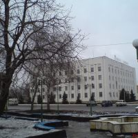 Адм.будинок, Сватово