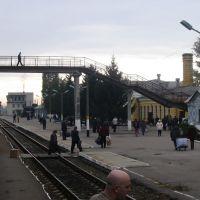 вокзал, Сватово