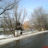 Колишня водокачка, Сватово