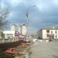 Вид на М.Е.З, Сватово