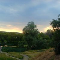 Кладки літом, Сватово