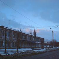 Сватівський готель:), Сватово
