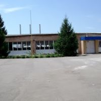ЗОШ №8 Внутренний двор., Сватово