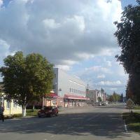 Колишній Торговий центр, Сватово