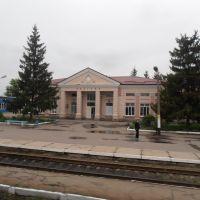 """Вокзал залізничної станції """"Сватово"""", Сватово"""