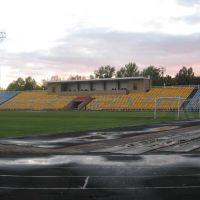 Стадион, Свердловск