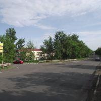 спуск с моста на ул.Лутугина, Свердловск