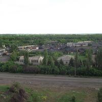 угольный склад, Свердловск