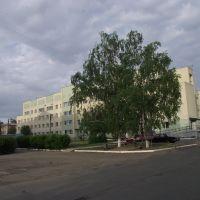 больничный двор, Свердловск
