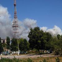 Клубы дыма, Северодонецк