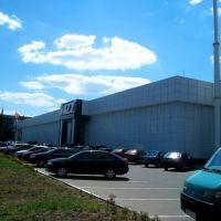 "Parking of the shopping mall ""Jazz"", Severodonetsk, Северодонецк"
