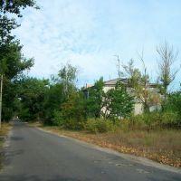 Silikatnaya street, Severodonetsk, Северодонецк
