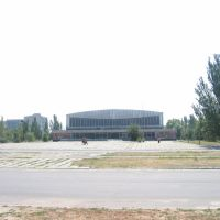 Ледовый дворец, Северодонецк