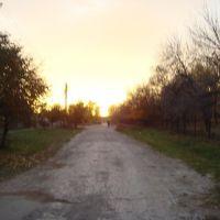 Дорога с озера, Славяносербск