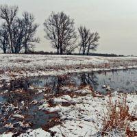 Весна задерживается, Славяносербск