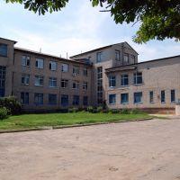 Славяносербская районная больница, Славяносербск