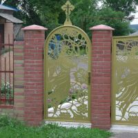 Ворота, Славяносербск