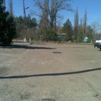 больница, гаражи, склады, Станично-Луганское