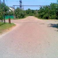 перекрёсток ул Кирова, Станично-Луганское