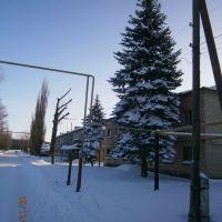 улица Вити-Пятеркина, Станично-Луганское