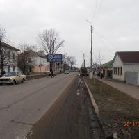 Вулиця Комунарів, Старобельск