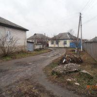 Провулок від Постишева праворуч, Старобельск