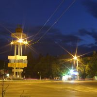 Площадь Интернационалистов, Стаханов