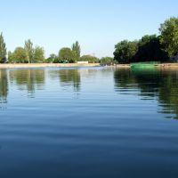 Спокойная вода, Стаханов
