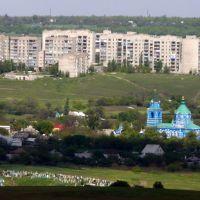 город Стаханов, Стаханов