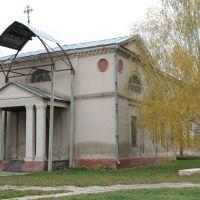 Храм в п.г.т Троицкое, Троицкое