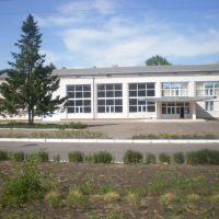 Дом культуры в п.г.т. Троицкое, Троицкое