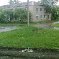 С окна общежития 40, Троицкое