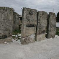 Єврейський цвинтар, Белз
