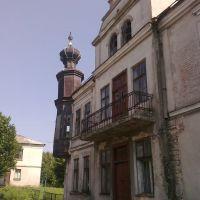 молитовний будинок товариства Ішре Лев * Jewish prayer house, Белз