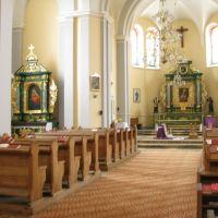 В старій церкві, Бобрка