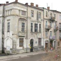 Імпозантні будинки, Бобрка
