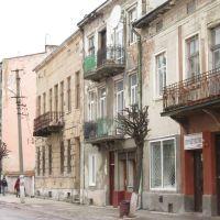 Стара вуличка Бібрки, Бобрка
