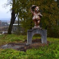"""в""""їзд в місто Бібрка / entrance to town Bibrka  21/10/11, Бобрка"""