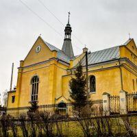 Костел святого Миколая, Бобрка