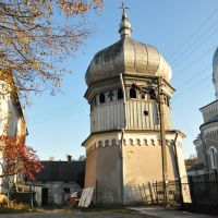 Дзвіниця при церкві в Бібрці, Бобрка