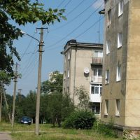 вул.Чорновола, Борислав